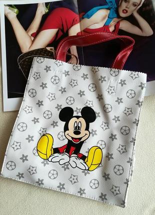 Милейшая сумочка с микки маусом2 фото