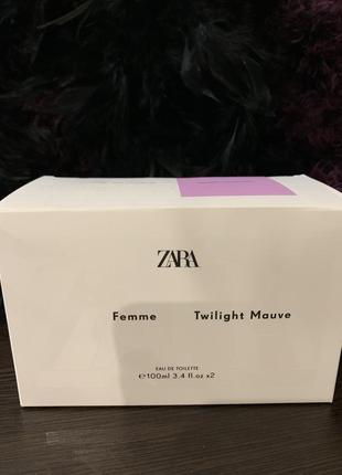 Zara парфуми