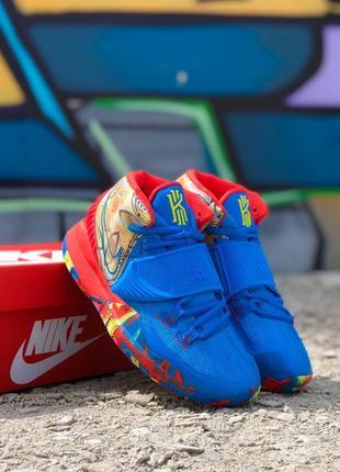 Nike kirie 6 унисекс кроссовки высокого качества