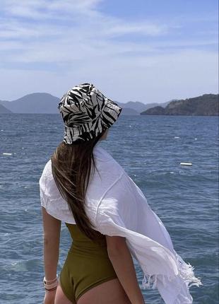 Панама летняя двухсторонняя