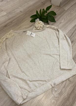 Новый свитшот ,пуловер
