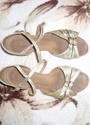 Туфли для бальных танцев 23 см