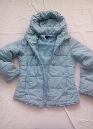 Демисезонная куртка h&m на синтепоне / можно обмен