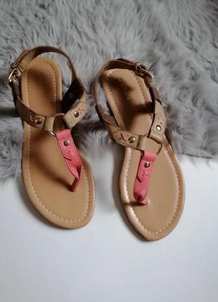 Женские босоножки босоніжки сандалии 39р