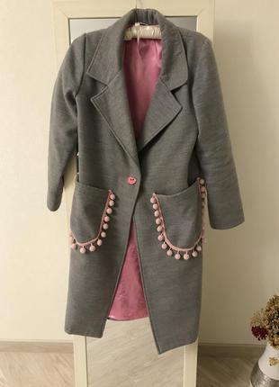 Крутое длинное пальто, тренд осени