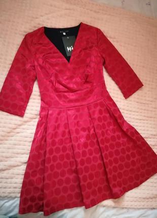 Платье midi от malloni