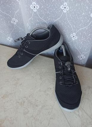 Кроссовки кросівки мокасіни мокасины clarks 37 38 р оригинал