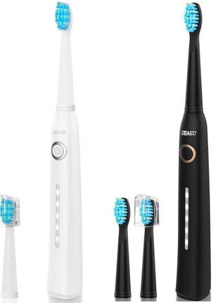 Зубная щетка электрическая seago sg-958 на usb зарядке.