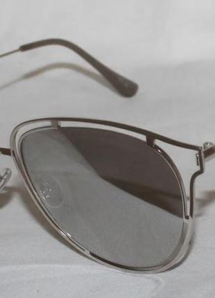 Солнцезащитные очки 17084. зеркальные очки