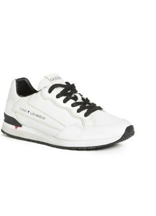 Guess original новые мужские белые кроссовки