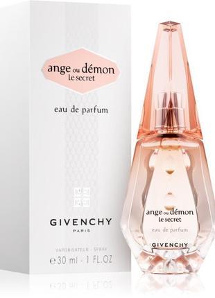 Givenchy ange ou demon le secret  100 мл оригинал