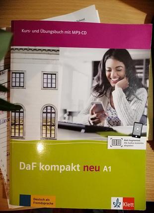 Учебник по немецкому а1