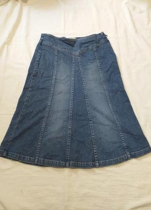 Стрейчевая юбка. (5479)