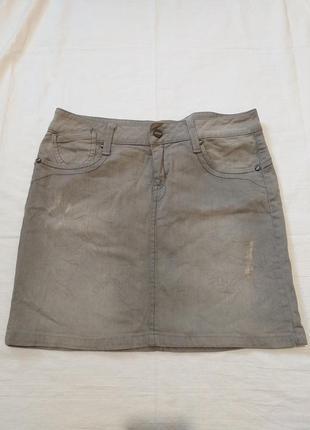 Стрейчевая юбка.(5481)