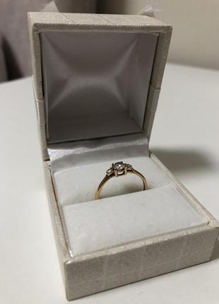 Золотое кольцо 17р