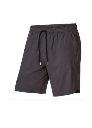 Функциональные, спортивные мужские шорты crivit германия черные