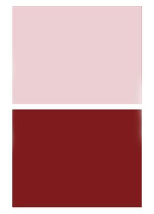 Фотофон однотонный (двухсторонний) фон для съемки фотозона фото бордовый розовый