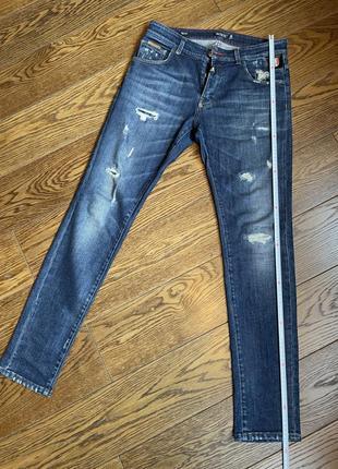Мужские джинсы philipp plein, размер s
