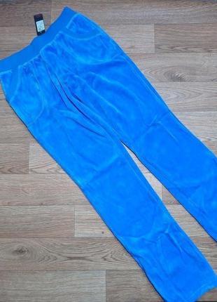 Брюки штаны велюровые 267 роксана