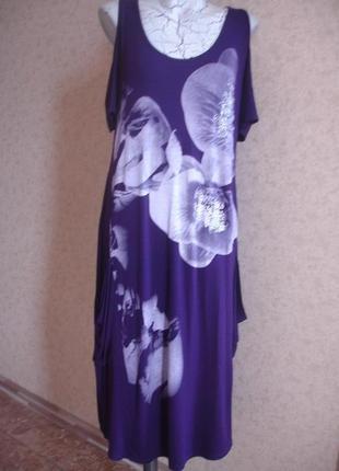 Фирменное новое платье 50-52 размер