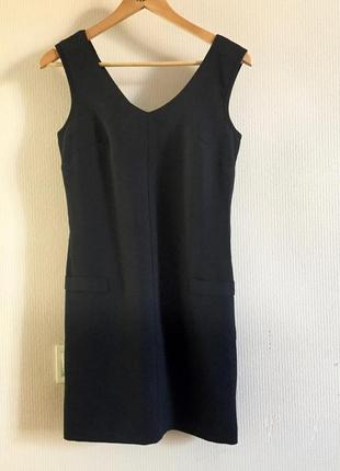 Черный сарафан, платье, маленькое чёрное платье