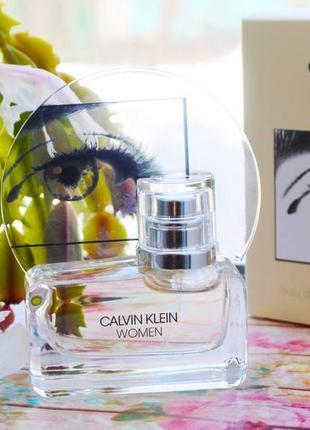 Calvin klein women оригинал_eau de parfum 10 мл затест_парфюм.вода
