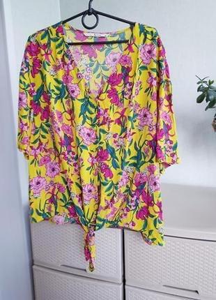 Блуза вискоза в идеале