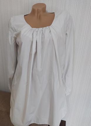 Свободная стильная блузка/рубашка/кофточка cos оверсайз