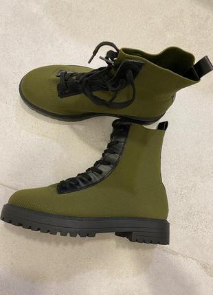 Ботинки сапоги ботильоны новые asos