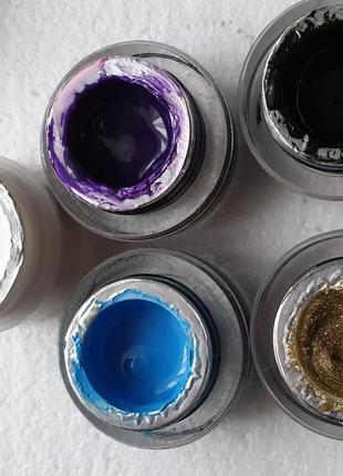 Набор гель красок