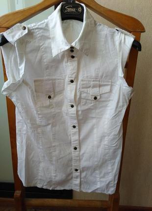 Sisley блузка италия размер s