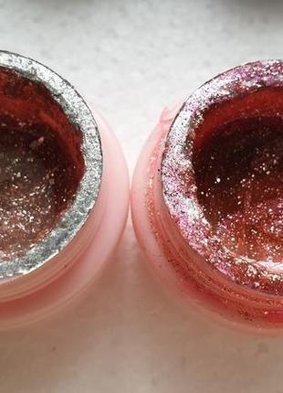 Гель- краски глиттер для ногтей
