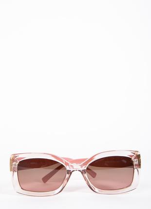 Очки женские солнцезащитные 154r80055 цвет пудровый (3 цвета)