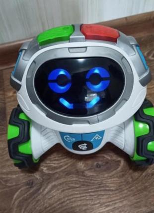 Интерактивный робот мови. робот. музыкальная игрушка
