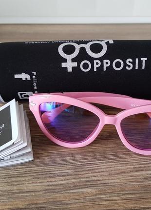 Трендовые итальянские солнцезащитные очки