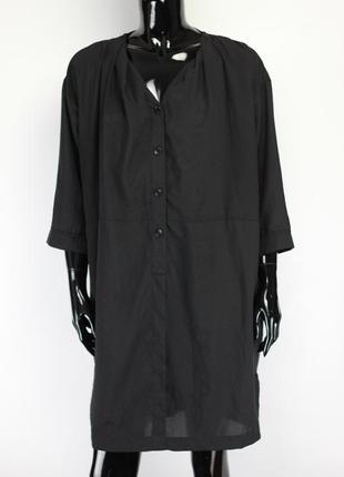Фирменное платье оверсайз в стиле max mara maje cos