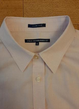 Polo ralph lauren( оригинал) сорочка, рубашка блуза7 фото