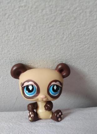 Hasbro фигурка мишка lps