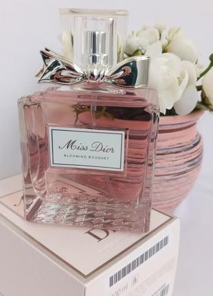 Christian dior blooming bouquet miss dior туалетная вода женская духи парфюм женские