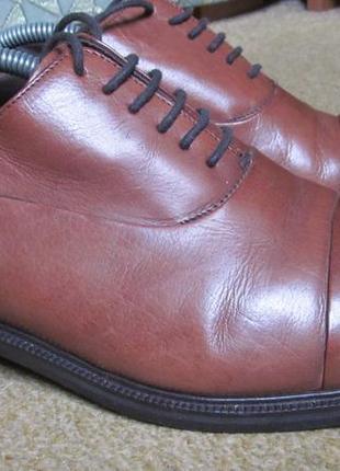 Туфли marks & spencer р.40(40.5) оригинал