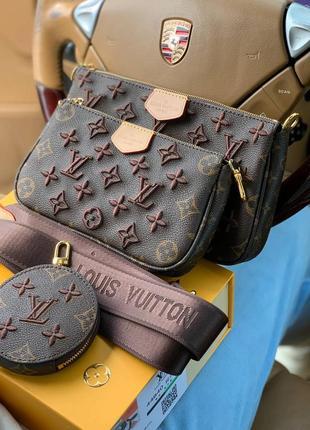 Шикарная женская сумка в стиле louis vuitton💥lux качество, разные цвета