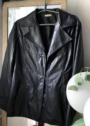 Пиджак кож зам