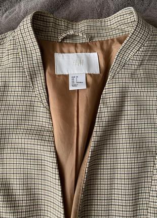 Женский пиджак hm