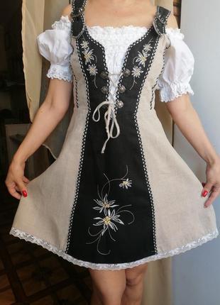 ❗акция 1 +1=3❗баварское платье