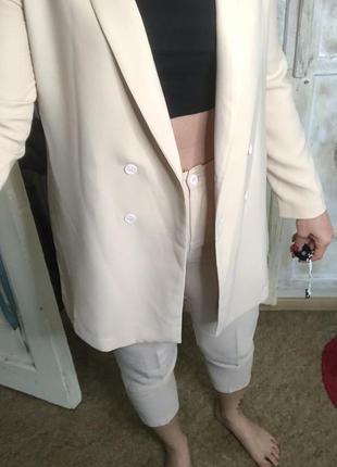 Костюм с брюками eco italy