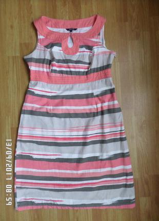 Maine l-xl натуральне плаття