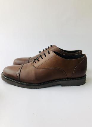 Мужские кожаные туфли cedar crest3 фото
