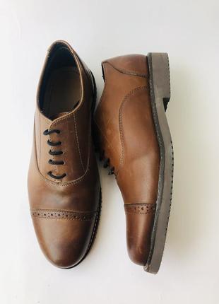 Мужские кожаные туфли cedar crest2 фото
