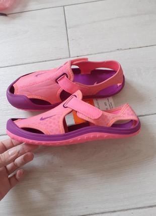Аквашузи босоножки сандалі nike2 фото
