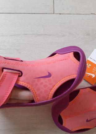 Аквашузи босоножки сандалі nike4 фото